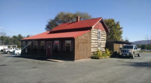 The Best Barbecue In Virginia Is Hiding Inside An Inconspicuous Log Cabin