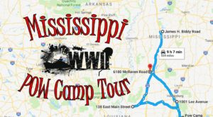 This Mississippi POW Camp Tour Will Chill You To The Bone