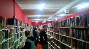 This Enormous Warehouse Of Used Books In Maryland Will Be Your New Favorite Destination