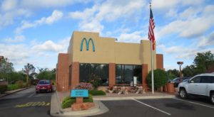 There's No Other McDonald's In The World Like This One In Arizona