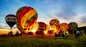 The Longest Running Hot Air Balloon Festival In Oklahoma Is Just Around The Corner And You Don't Want To Miss It