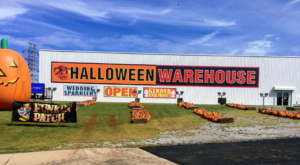 The Epic Halloween Store In Oklahoma That Gets Better Year After Year