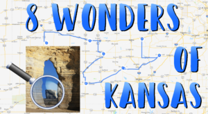 This Scenic Road Trip Takes You To All 8 Wonders Of Kansas