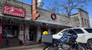 Texas' Very First Diner Has Literally Been Around Forever
