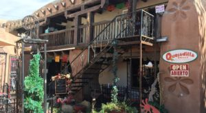 It Doesn't Get Any Better Than This Quirky Quesadilla Restaurant Hiding In New Mexico