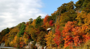 This Fall Foliage Cruise In Connecticut Is The Perfect Way To Embrace The Season