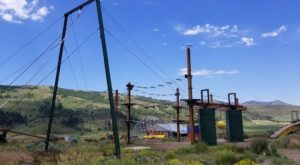 This Giant Jungle Gym Hiding In Idaho Will Bring Out The Adventurer In You