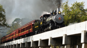 This 50-Mile Train Ride Is The Most Relaxing Way To Enjoy Texas Scenery