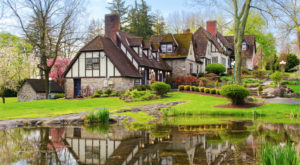 This West Virginia Accommodation Looks Like Something From A European Storybook