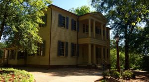 The Real Life Haunted House In North Carolina That Will Send You Running For The Hills