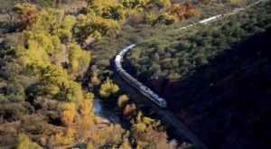 This 40-Mile Train Ride Is The Most Relaxing Way To Enjoy Arizona Scenery