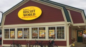 People Drive From All Over For The Biscuits At This Charming West Virginia Restaurant