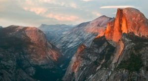Experience Yosemite Like Never Before When You Spend The Night At This Amazing Glampgound
