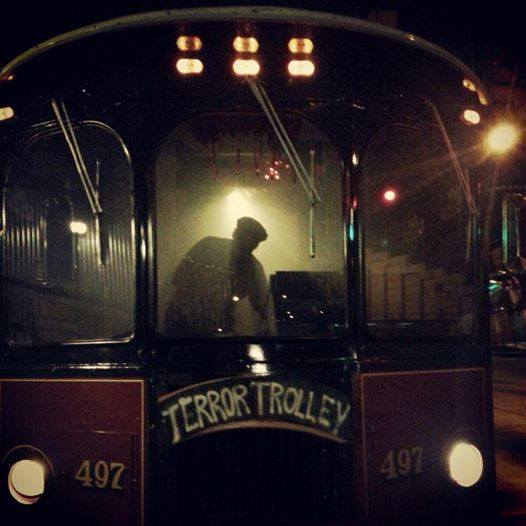 Scariest Haunted Houses Pittsburgh Pa: Terror Trolley Is Pittsburgh's Best Haunted Trolley