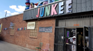 The One Totally Kooky Antique Store In Nevada You Won't Be Able To Resist