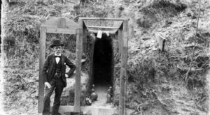 Few People Know Hundreds Of Caves Were Once Home To An Entire Town In Mississippi