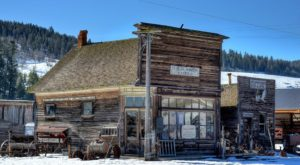 Most People Have Long Forgotten About This Vacant Ghost Town In Rural Washington