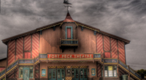 You May See More Than A Performance At This Haunted Montana Theater