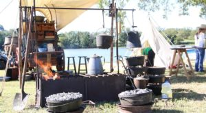 True Austinites Would Never Miss This Awesome Chuck Wagon Cook-Off