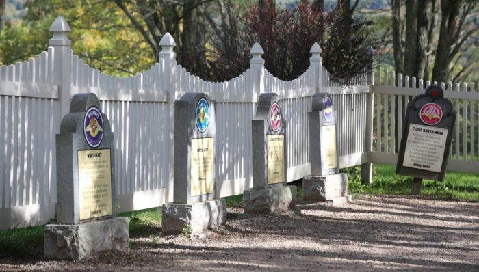 The Spooktacular Little Graveyard That You'll Want To Visit During Halloween Season