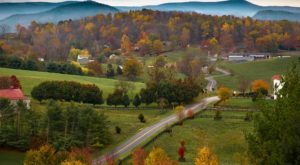 The Breathtaking Town In Virginia That Is Tailor-Made For Fall