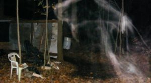 Take A 45-Minute Walk Of Terror Through This Haunted Forest In Ohio