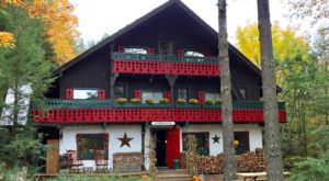 This Quirky Ski Chalet In Vermont Is Like Nothing You've Ever Seen Before And You'll Love It