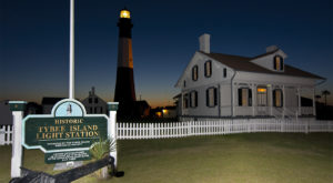 The Haunted History Lighthouse Tour In Georgia Is The Perfect Way To Celebrate Halloween