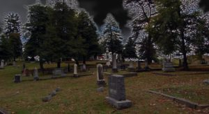 You Might Just Spot A Ghost At The Largest Cemetery In West Virginia