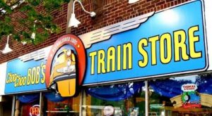 The One Of A Kind Store In Minnesota Devoted Entirely To Trains