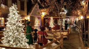 The Magical Place In New Hampshire Where It's Christmas Year-Round