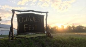 The Charming Old West Festival In Cincinnati That Will Make Your Fall Complete