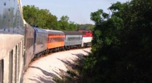 This 66-Mile Train Ride Is The Most Relaxing Way To Enjoy Austin Scenery