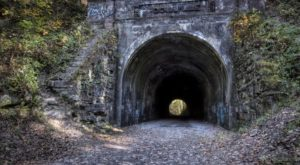 This Amazing Hiking Trail In Ohio Takes You Through A Haunted Tunnel
