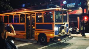 This Haunted Trolley In North Carolina Will Take You Somewhere Absolutely Terrifying