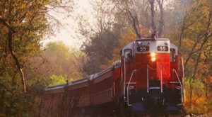 This One Of A Kind Pizza And Beer Train Near Cincinnati Is Oodles Of Fun