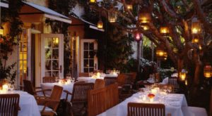 This Outdoor Garden Restaurant In Florida Is The Perfect Place To Take That Special Someone