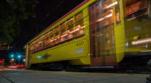This Haunted Trolley In Arkansas Will Take You Somewhere Absolutely Terrifying