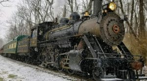 This Unforgettable Santa Train In Pennsylvania Will Make You Feel Like A Kid Again