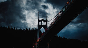 The Legend Of Oregon's Screaming Bridge Will Make Your Hair Stand On End
