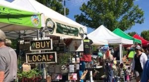 This Gigantic Year-Round Street Market In Oregon Is A Must Visit