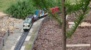 Few People Know About This Incredible Garden Railroad Right Here In South Carolina
