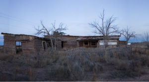 The Abandoned Trading Post In Arizona That Was Built By A Circus Clown