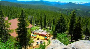 Enjoy The Most Beautiful Mountain Views In Colorado When You Stay The Night At This Stunning Retreat