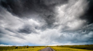 This Unassuming County In Wyoming Has The Worst Weather In America