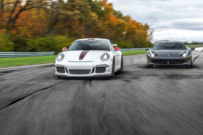 You Can Drive Exotic Cars At This Thrilling Racetrack Near New Orleans
