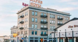 The Best Haunted Hotel In The Country Was Just Named And It's Right Here In Nevada