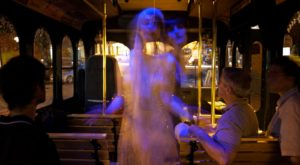 This Haunted Trolley In Virginia Will Take You Somewhere Absolutely Terrifying