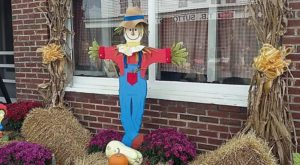 The Unique Scarecrow Festival In Tennessee You Won't Find Anywhere Else