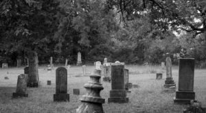 The Most Haunted Cemetery In New Hampshire Will Make You Want To Stay Inside This Halloween